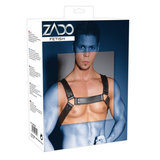 Leather Chest Harness_