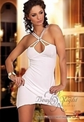 Soraya white - Dress